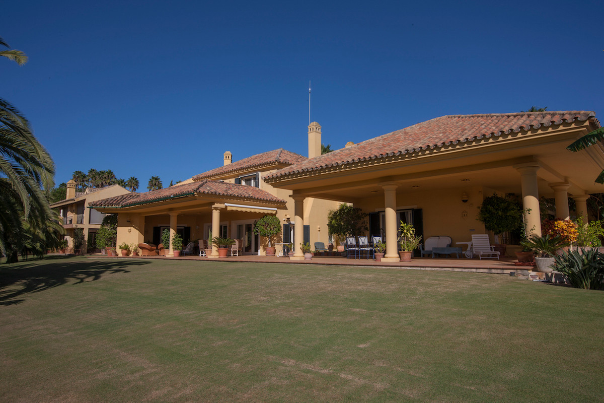 A magnificent home located in Sotogrande, a private estate considered to be one of the most prestigi, Spain
