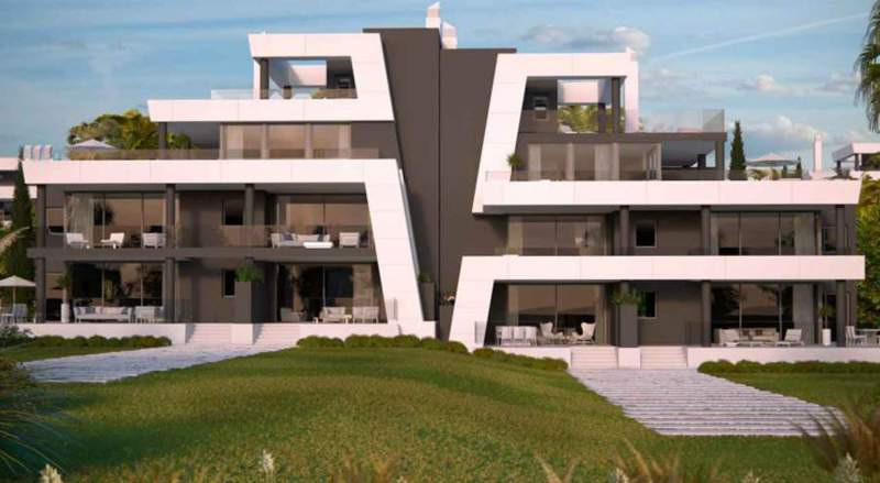Fantastic development project consisting of 39 apartments & penthouses. The plot is situated in ,Spain