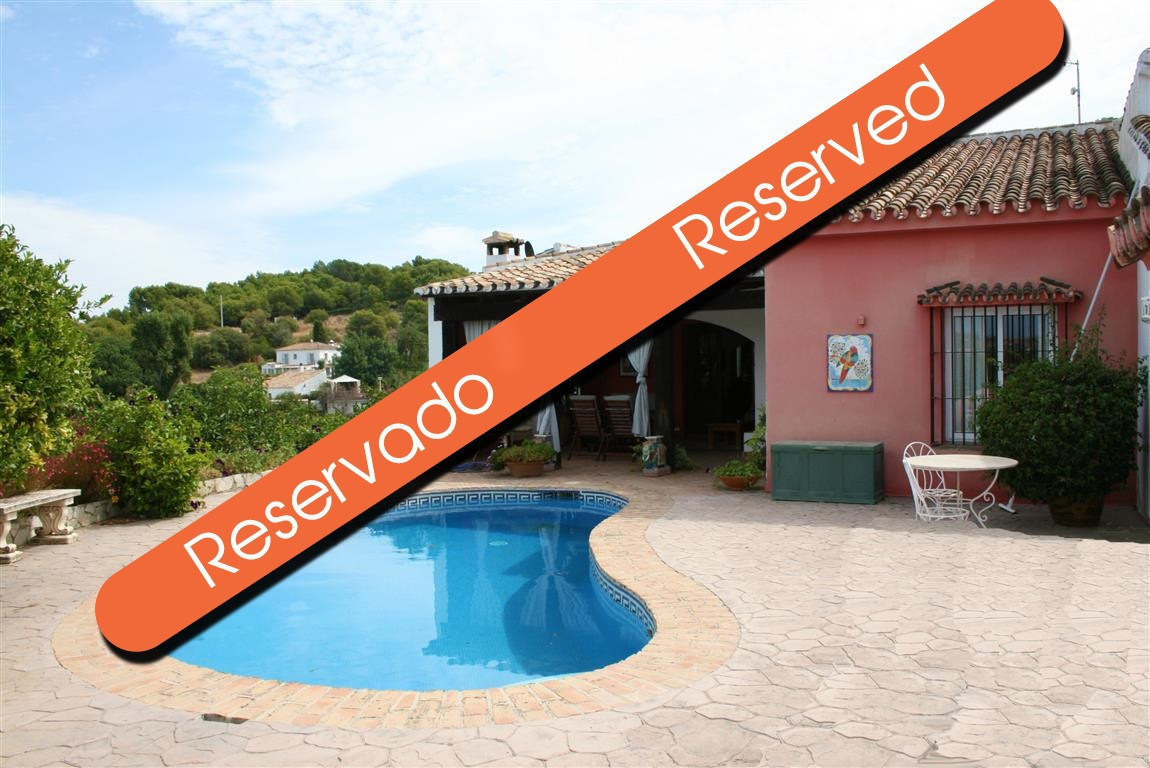 Beautiful rustic style finca close to the village of Alhaurin el Grande. Set in an avocado orchard t, Spain