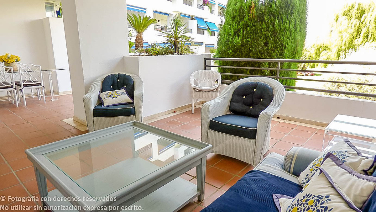 Elevated Ground Floor Apartment in Terrazas de Banus at a few steps from Puerto Banus, the beach and,Spain
