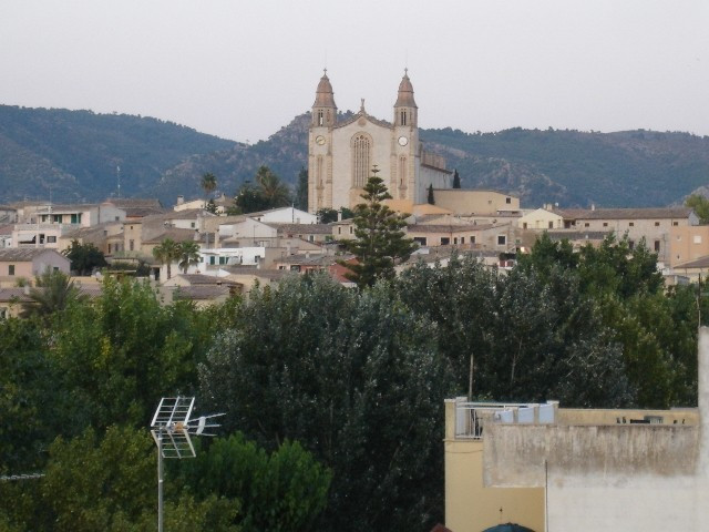 Penthouse sold in the town of Calvia, with 3 bedrooms, 2 bathrooms (1 en suite), kitchen 15m2 renova, Spain