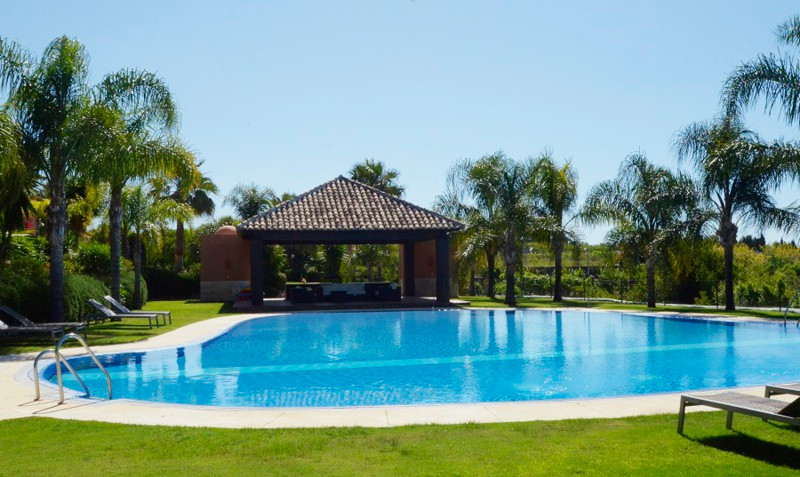 Located on the Golden Mile in Rocio de Nagueles - one of the most prestigious districts in Marbella.,Spain