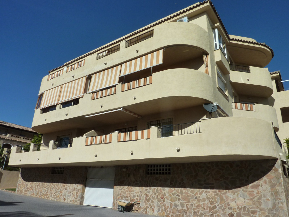 2 bedroom, 2 bathroom, ground floor apartment (sleeps 4) situated in the upper end of Riviera Del So, Spain