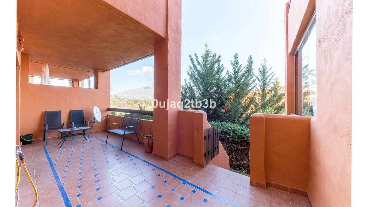 New to the market. Stunning ground floor apartment in closed gated complex across the street from in,Spain
