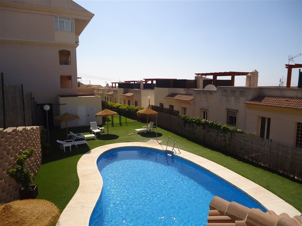 Townhouse in Benalmadena.  This property is located within walking distance to all amenities.  It en,Spain