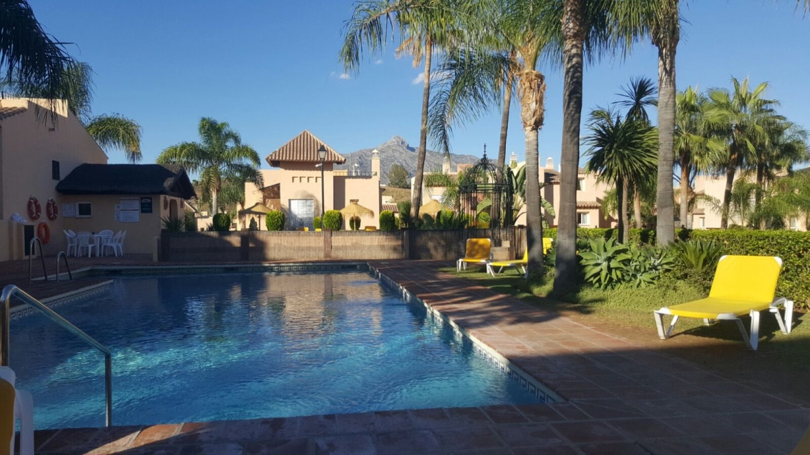 TOWNHOUSE A FEW MINUTES DRIVE TO PUERTO BANUS & ALL AMENITIES IN NUEVA ANDALUCIA;  Cozy townhous,Spain