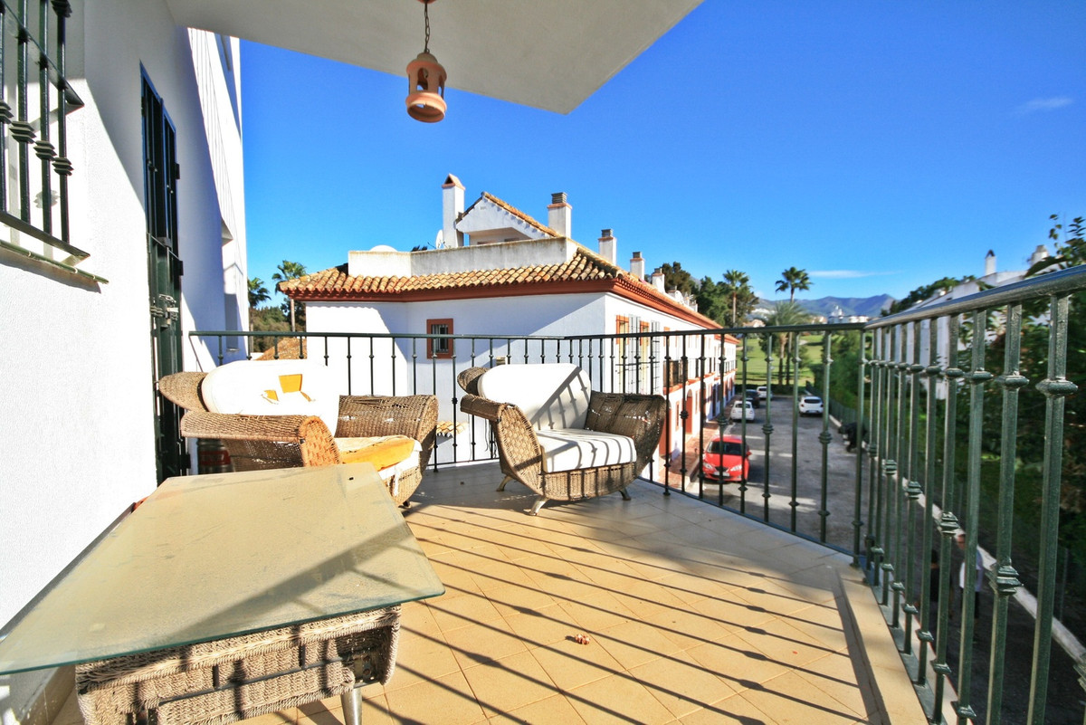 Super Value for Money! This 2 bedroom property with wrap around terrace is located in a frontline go,Spain