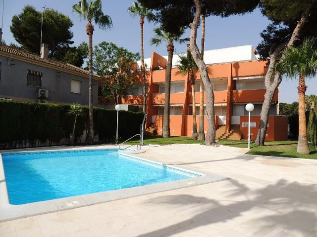 Beautiful apartment in San Javier, just a walk from one of the best beaches of Costa Calida for its , Spain