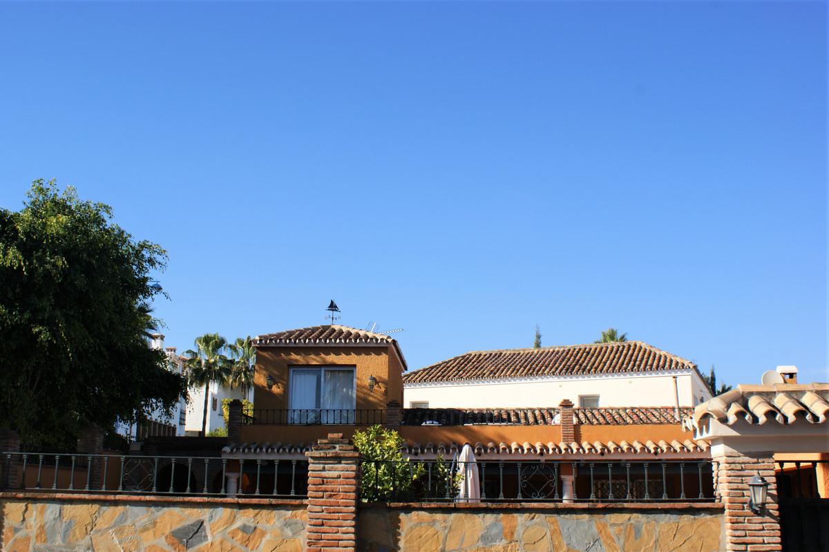 4 Bedroom Detached Villa in San Pedro Beachside.  Spanish Style living.  The property is distributed,Spain