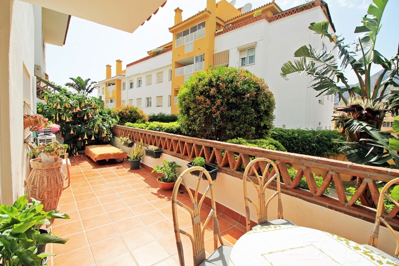 Fantastic apartment with private garden close to the Paloma Park in Benalmadena Costa  Apartment in , Spain