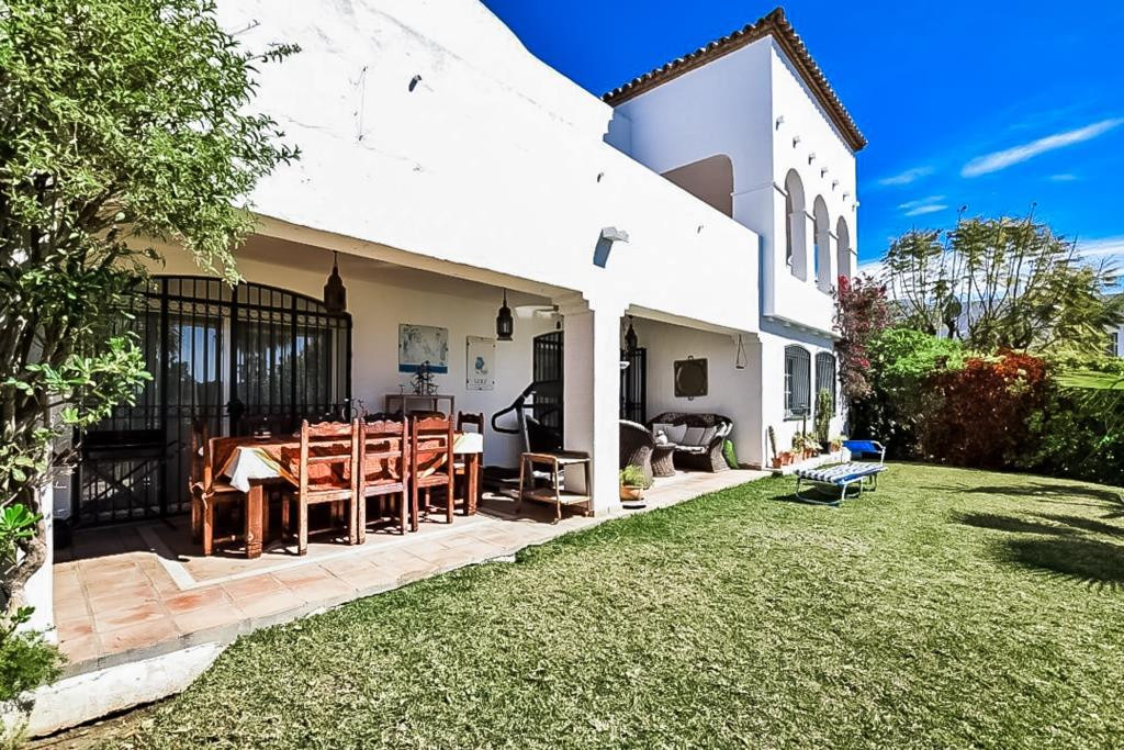Beautiful 2 floors Semi Detached House in the Urbanization of Bel Air.  The house consists of a  hal, Spain