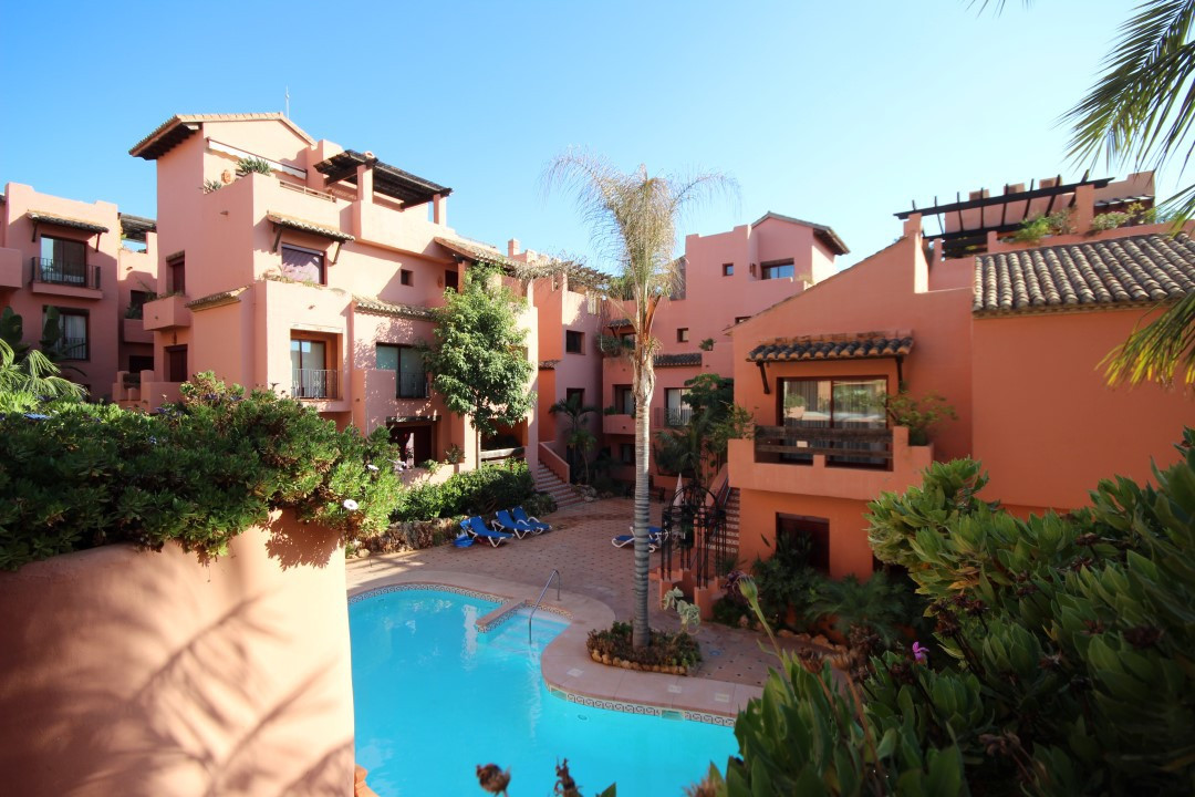 "The spacious and fantastically located 3-bedroom apartment in ""Los Jardines de Don Carlos"", Spain"