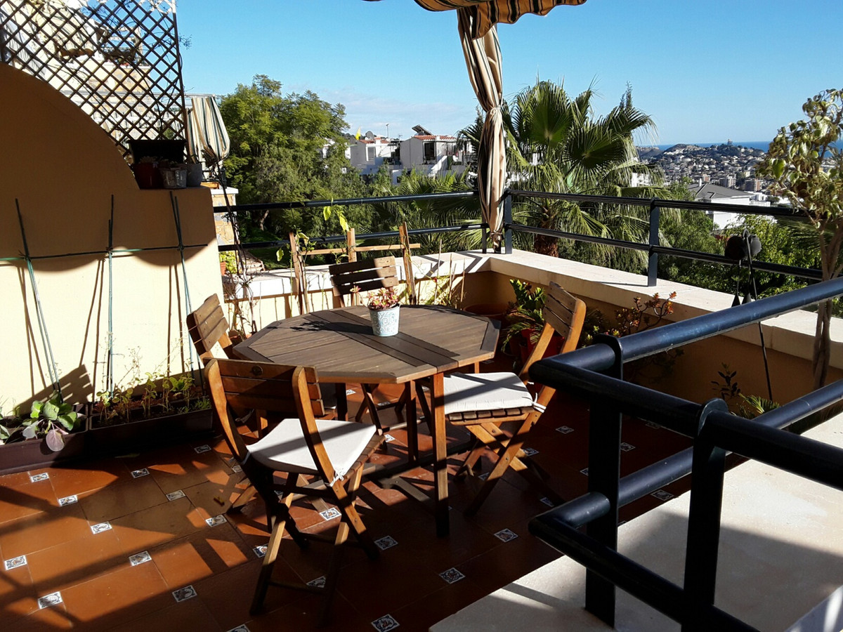 Duplex with amazing views in one of the best areas in Malaga.  This beautiful apartment belongs to a, Spain