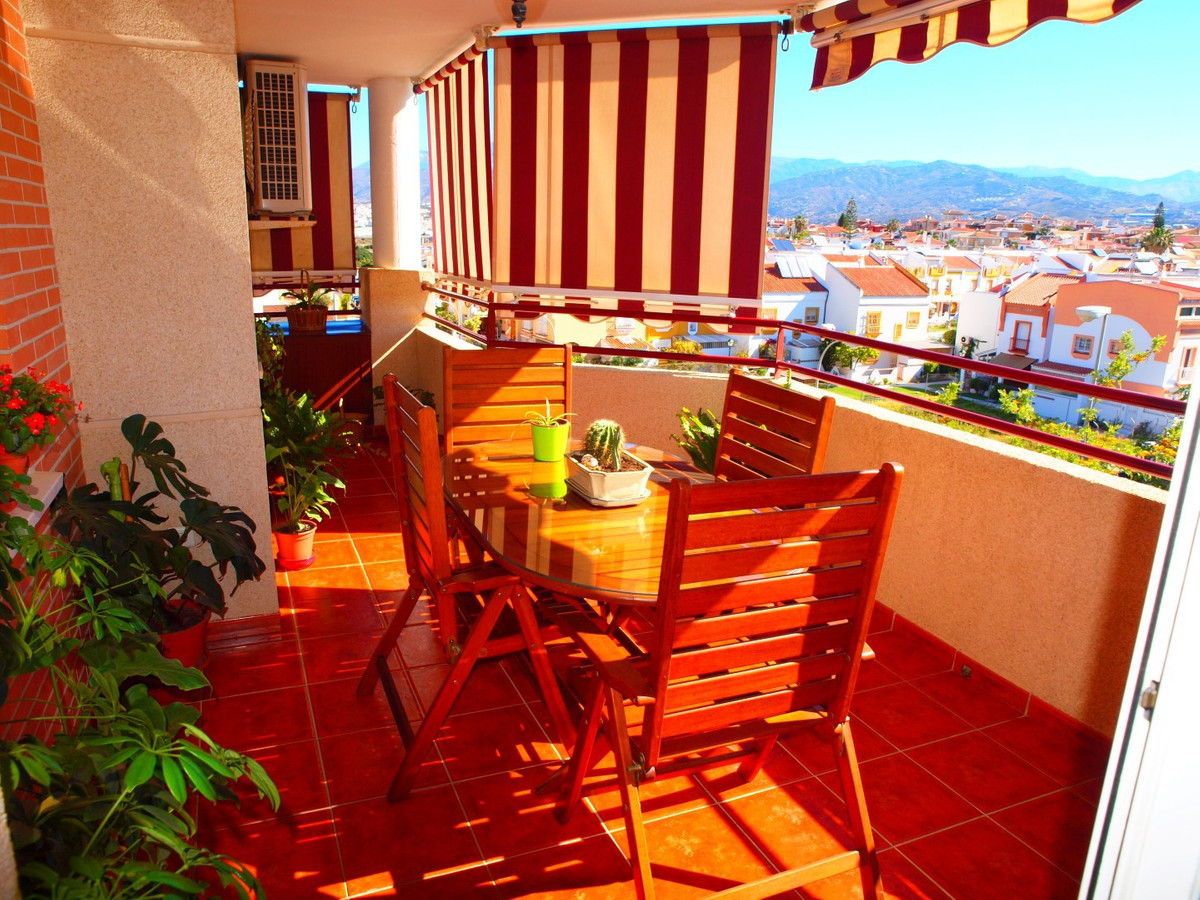 Nice apartment in Torre del Mar, East-West oriented with panoramic views to Torrox Costa. This prope, Spain