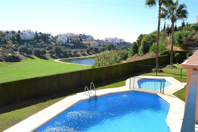 Nice bright  spacious 2 bedroom apartment located in Las Flores del Golf, Rivera del Sol.  Enter int, Spain