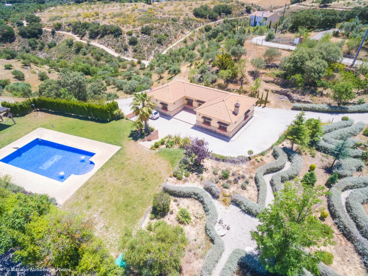 Opportunity!! Recent reduction for a quick sale from 795.000€ to 595.000€.  Fantastic Finca in Ronda,Spain