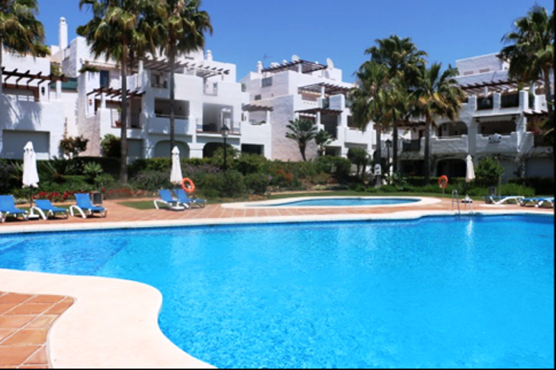 3 bedroom apartment in San Pedro de Alcantara  The property has three bedrooms with their respective, Spain