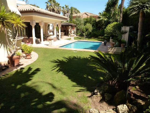 This fabulous villa sits a mere stroll from a beautifull  unspoiled beach giving a the feeling of pe, Spain