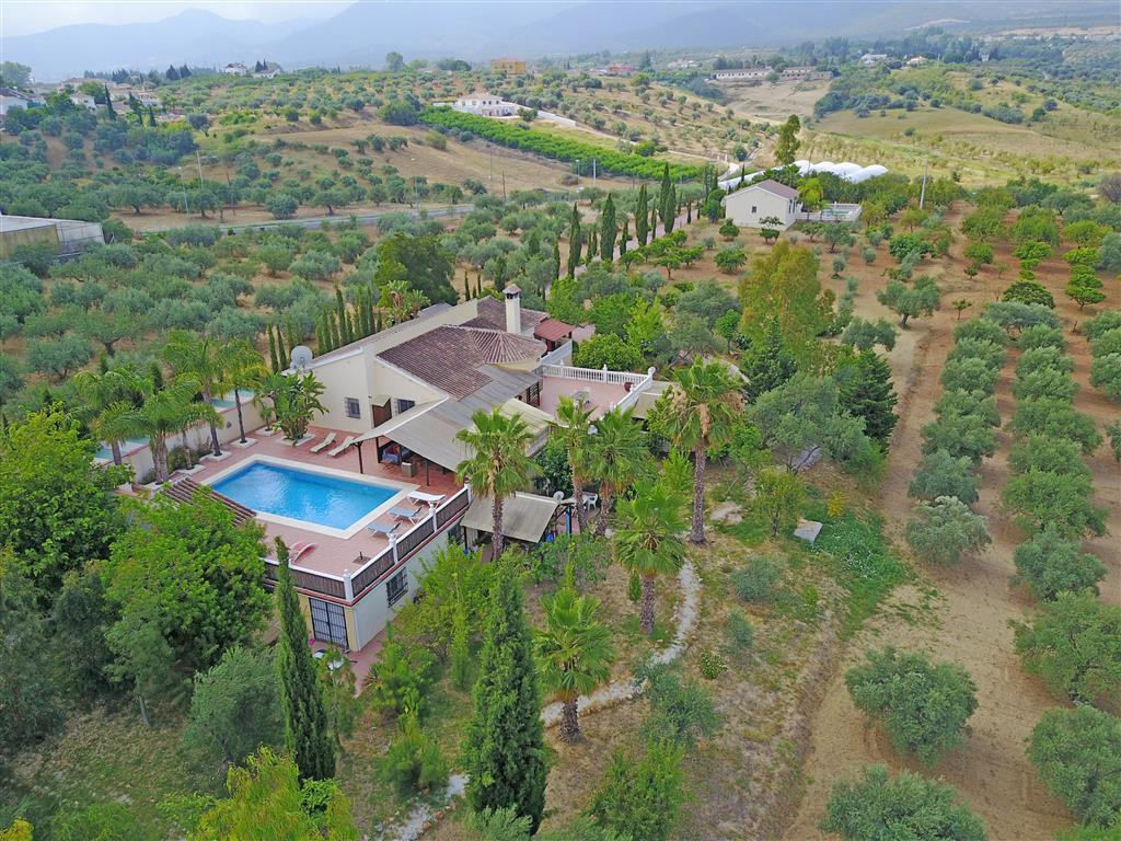 Beautiful country estate. This property has fantastic road access and stunning south-west facing mou,Spain