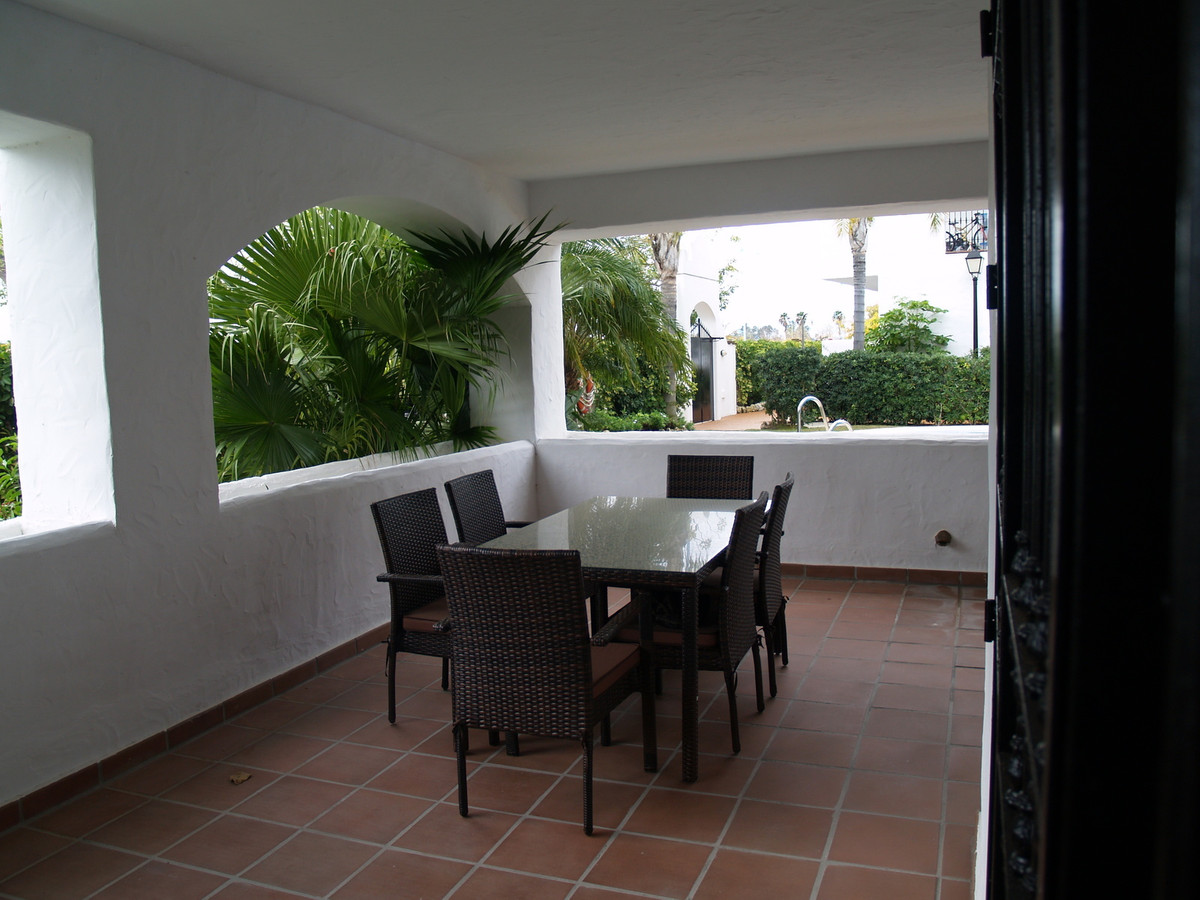 Ground Floor Apartment, San Pedro de Alcantara, Costa del Sol. 2 Bedrooms, 2 Bathrooms, Built 155 m², Spain