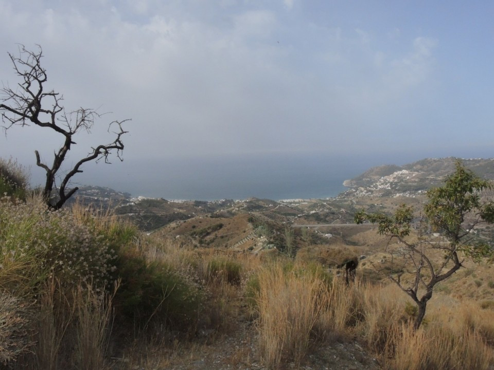 Beautiful plot  Plot with panoramic views at La Herradura Large plot with a total of 18,000 m2 land,, Spain