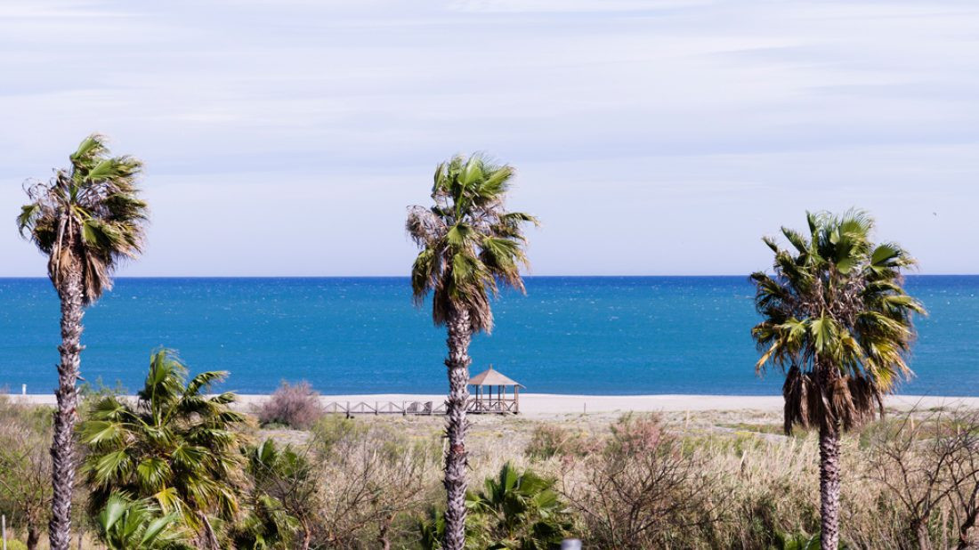 Hotel for sale is close to the Port of Sotogrande, walking distance to the sea. Plot of 2,700 meters, Spain