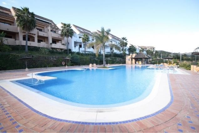 Modern apartment in Manilva   The property has an area of 100 sqm, 2 bedrooms, 2 bathrooms, equipped, Spain