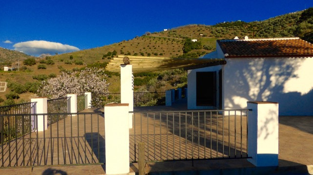 """""""CoTo VIII""""    Between Competa and Torrox just halfway up the road we've built this cosy villa ,Spain"""