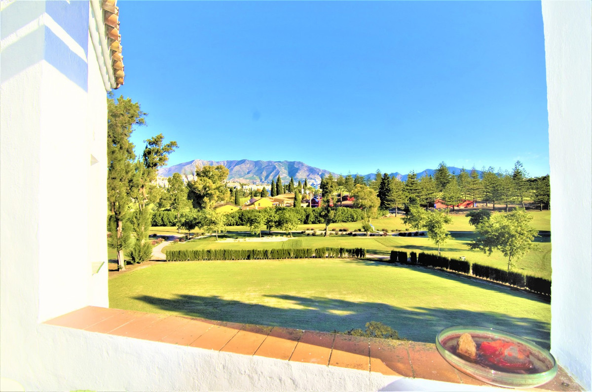 Studio on the first line of Mijas golf course! It is located in the urbanization of Mijas Golf (clos, Spain