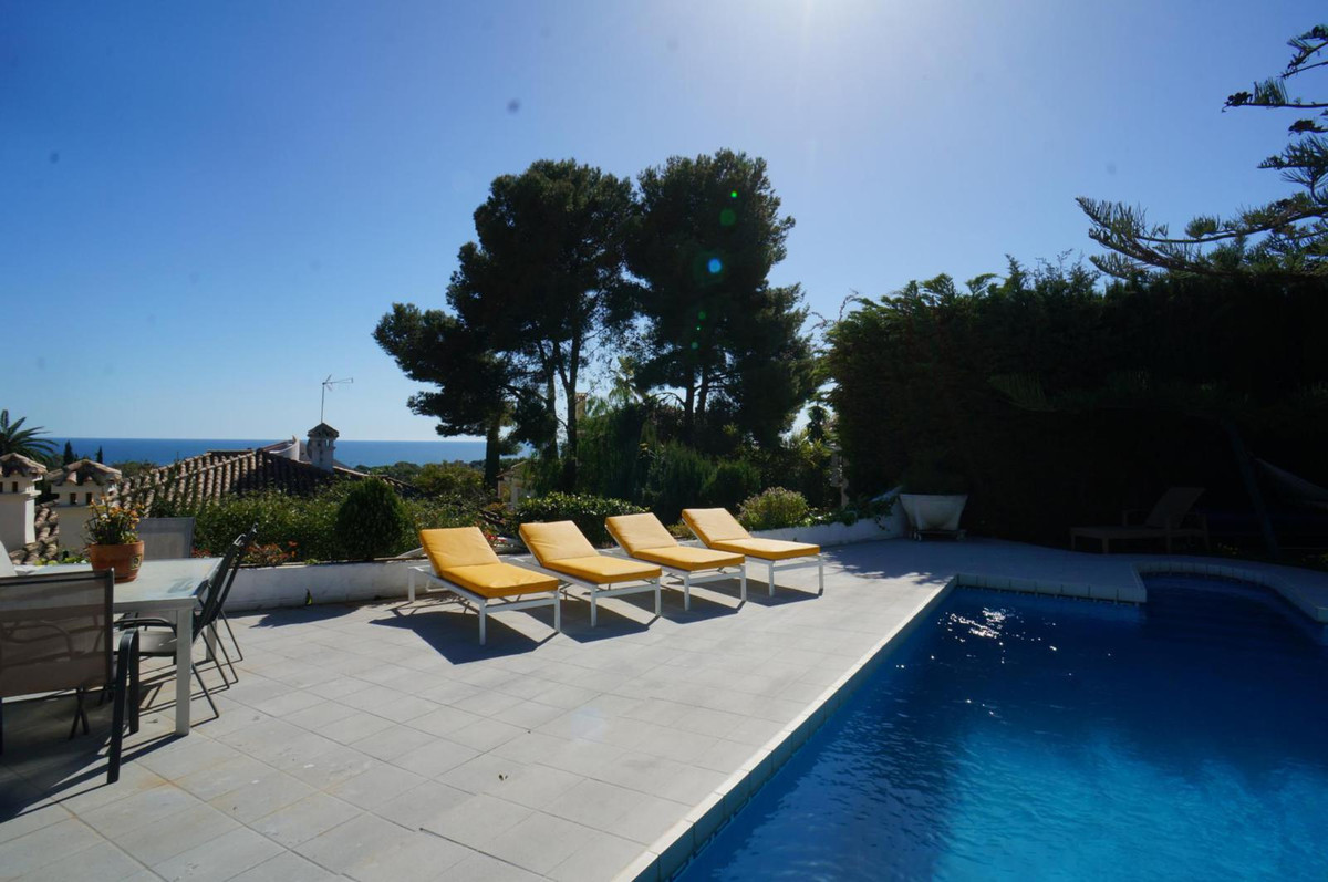 Villa with SEA VIEWS in ELVIRIA  reduced to only 699.000 euro ! fantastic 1000 m² plot with a wonder, Spain