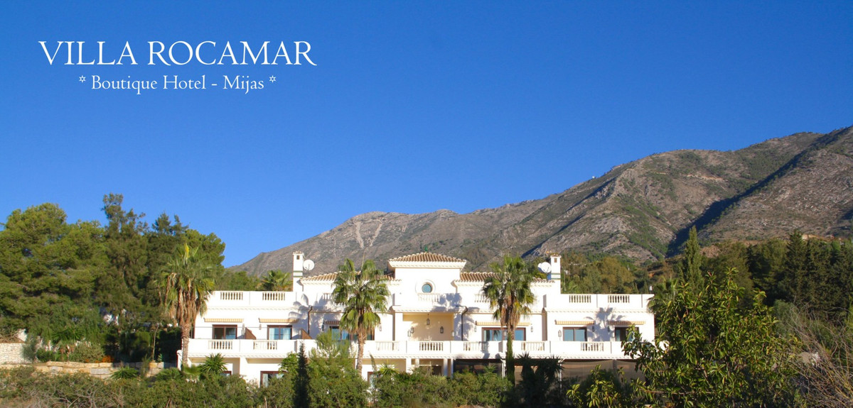 Villa Rocamar Boutique Hotel is a large mansion located in the heart of the Costa del Sol, in the mu,Spain