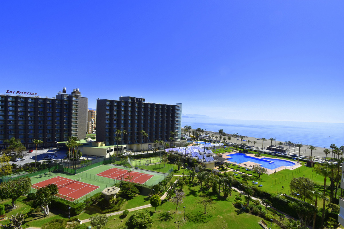 Stunning frontal sea views! Large and marvellous south facing apartment with unbeatable views, at ju,Spain