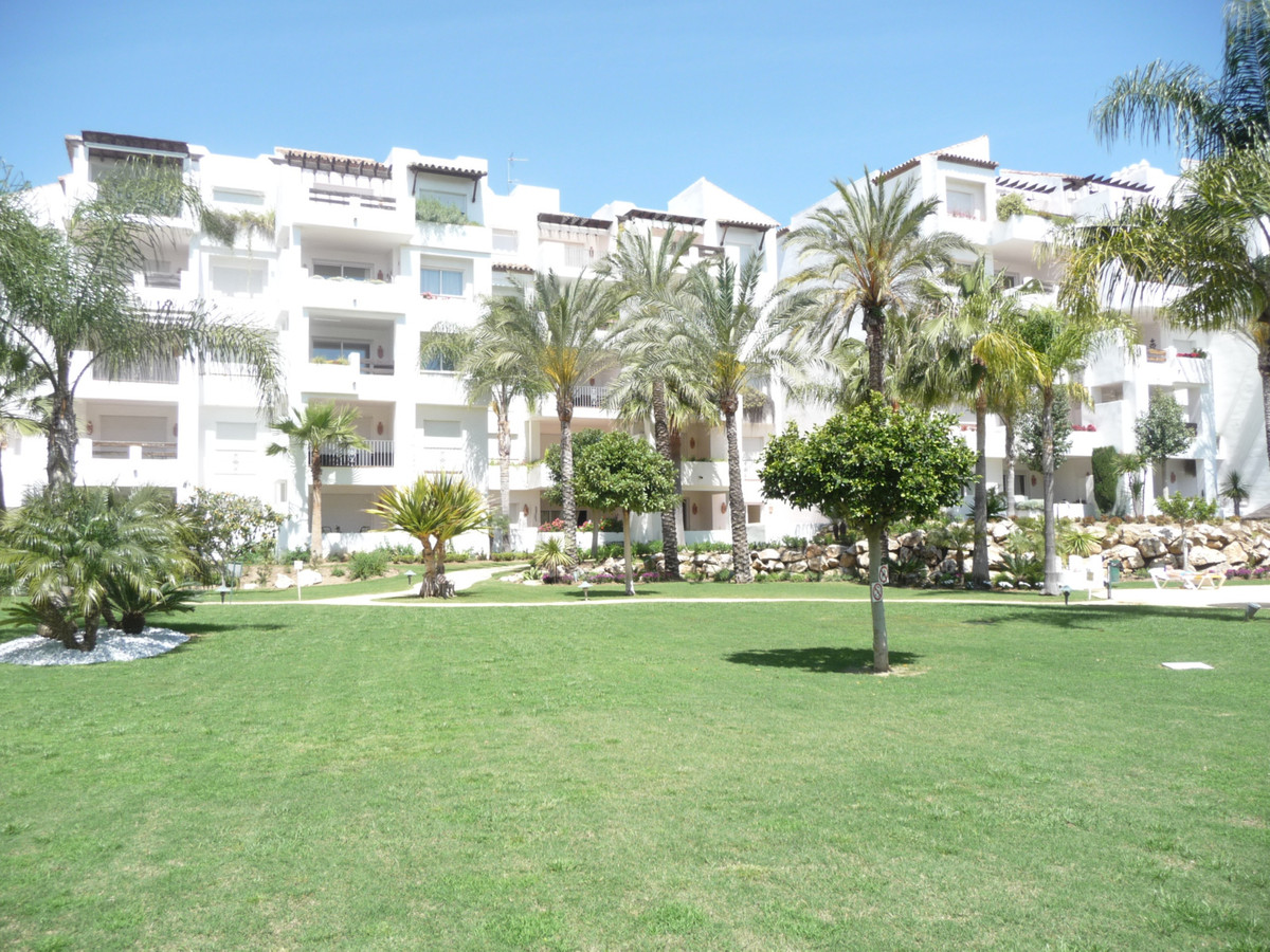 This beautiful ground frloor apartment located in the secure front line beach complex Costalita. The,Spain