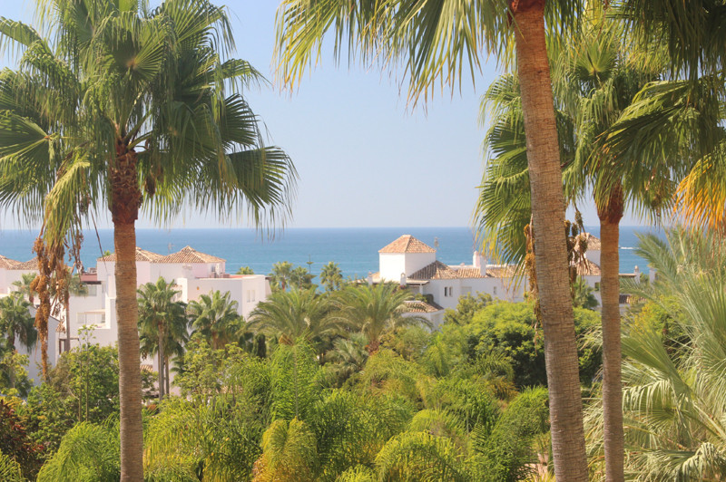 Bahia de Marbella- Exclusive urbanisation with huge gardens, playground, paddle tennis and restauran, Spain