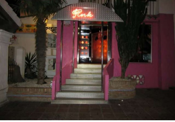 Night club en Puerto Banus, excellent location next to the famous port Banus! Only 300 meters from t,Spain