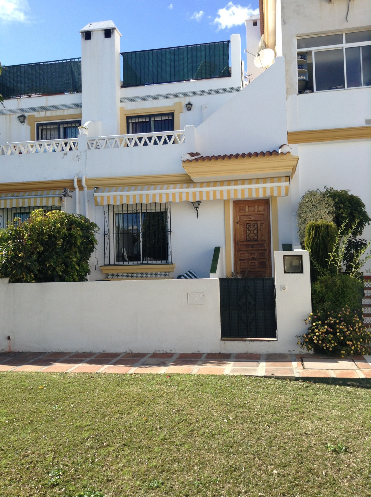 Lovely townhouse in Montemar, easy walking distance to all amenities, beach (650 m) Pinillo Train st, Spain