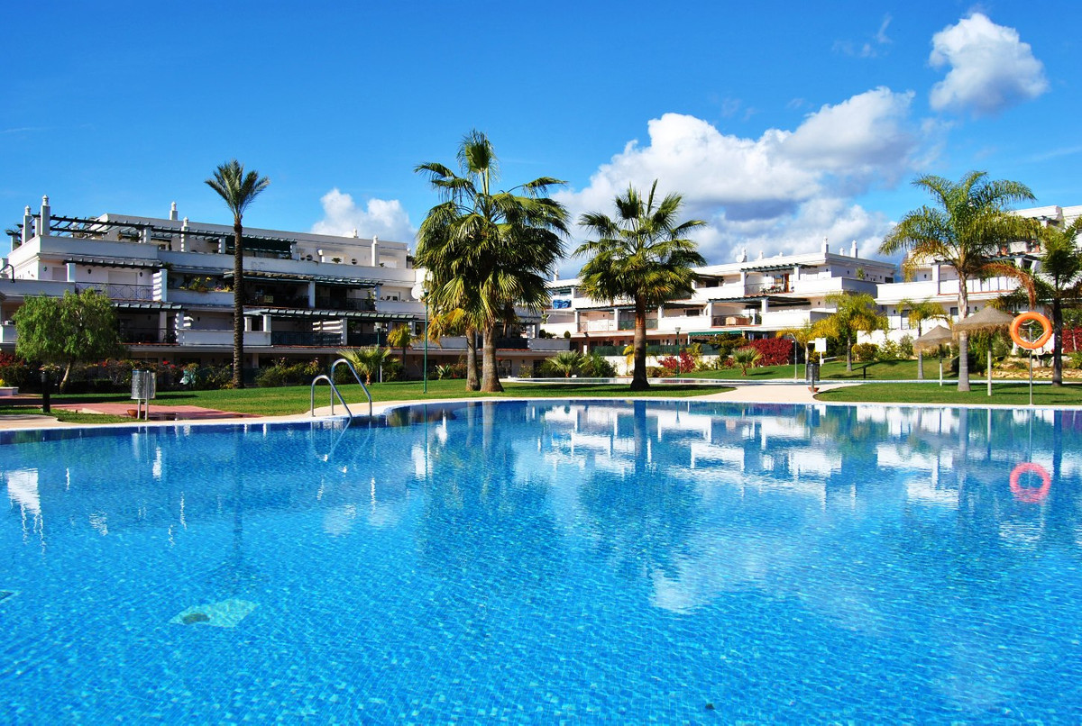 NUEVA ANDALUCIA --- Beautiful 2 Bedroom, 2 Bathroom apartment, recently repainted with a very large , Spain