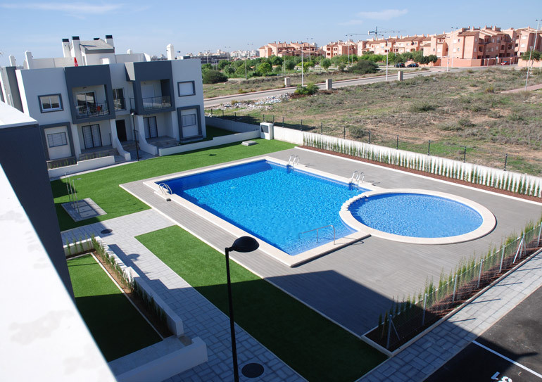 Key ready brand new apartments for sale in Torrevieja New project for sale located in Torrevieja. An, Spain