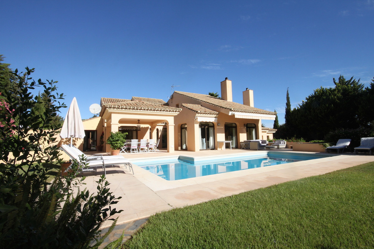 Set within the most beautiful, landscaped gardens, this exceptionally welcoming family home offers s, Spain