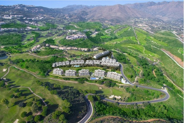 New frontline golf development with 48 apartments located in the highly regarded area of La Cala Gol, Spain