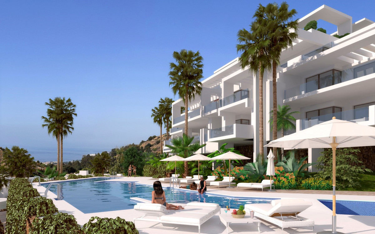 A premium gated, residential community of luxury apartments. It features low-density, light-enhancin,Spain