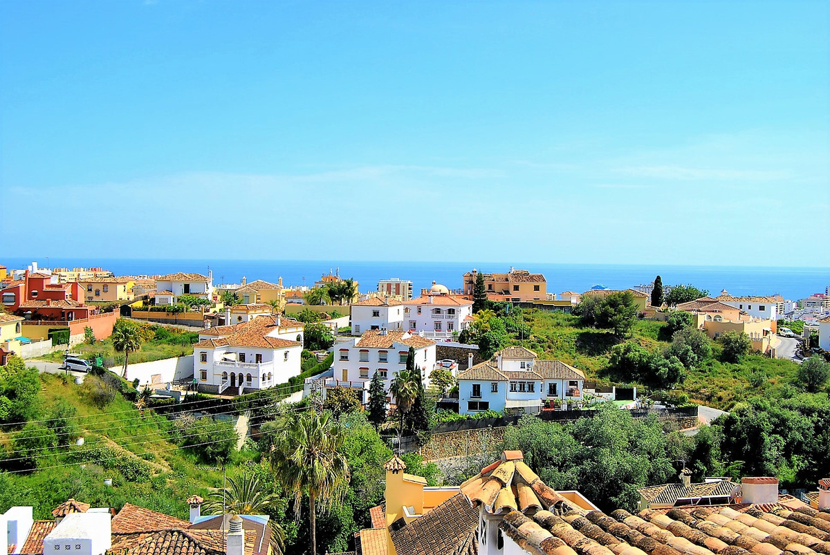 FANTASTIC ADOSA WITH PANORAMIC VIEWS TO THE MEDITERRANEAN SEA  In a quiet urbanization with unbeatab, Spain