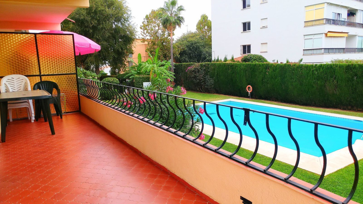 A studio apartment just a 5 minute walk from Puerto Banus,   The location and price of this property, Spain
