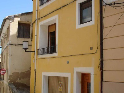 Town house for sale in the Medieval town of Bocairent,  The property is located a 1 Minute walk from, Spain