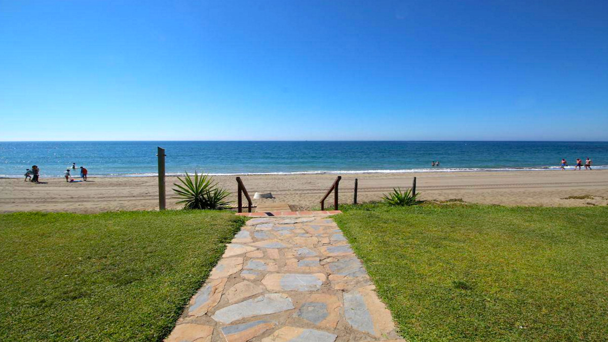 20 METERS FROM THE SEA  Beautiful apartment located in first line of beach. It is a ground floor wit,Spain
