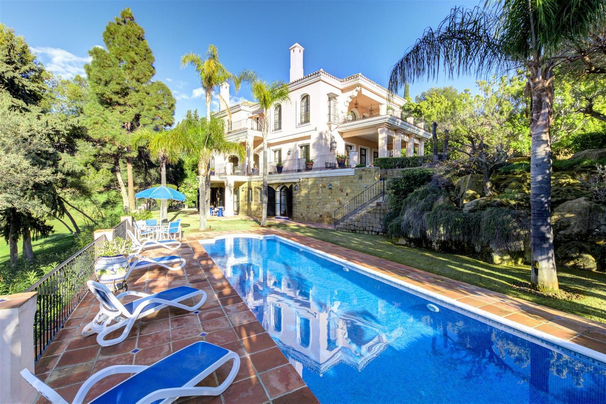 A unique villa for special people!   This particular house was designed individually by the famous S, Spain