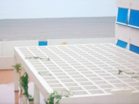Beautiful apartment in the first line beach with marvellous sea views, fully furnished, american ff-,Spain