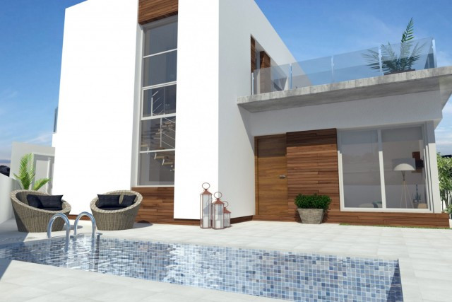 New properties in Daya Vieja (Alicante) only 6 km from the golf course La Marquesa and a 15 minutes , Spain