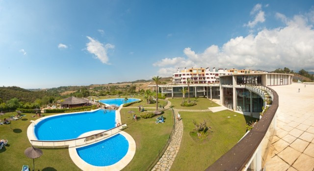 Surrounded by spectacular countryside, this wonderful penthouse is located within a contemporary sty, Spain