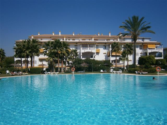 2 bedroom apartment with open views to the golf course !!  This magnificent corner apartment is loca, Spain